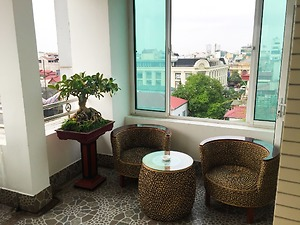 Premier Double Room With Balcony City view