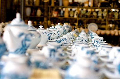 HA NOI CITY - BAT TRANG CERAMICS VILLAGE